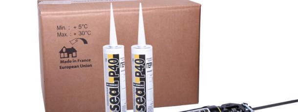 Герметик для брёвен полиуретановый Р40