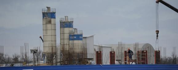 Наш герметик используется при строительстве Маслоэкстракционного завода, Волгоградская обл. г. Новоаннинский 2014-2015 г.